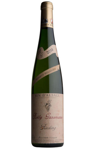 2016 Riesling, Domaine Rolly-Gassmann, Alsace