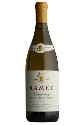 2016 Ramey, Chardonnay, Russian River Valley, Sonoma County, California, USA