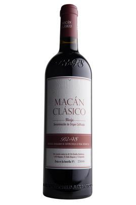 2016 Macán Clásico, Bodegas Benjamin de Rothschild & Vega Sicilia, Rioja, Spain