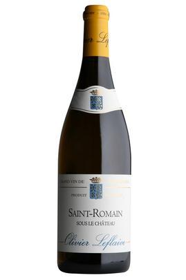 2016 Saint-Romain, Sous le Château, Olivier Leflaive