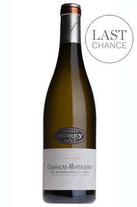 2016 Chassagne-Montrachet, Les Embrazées, 1er Cru, Vincent & Sophie Morey, Burgundy