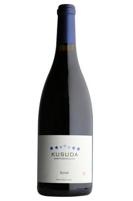 2016 Kusuda Wines Syrah, Martinborough, New Zealand