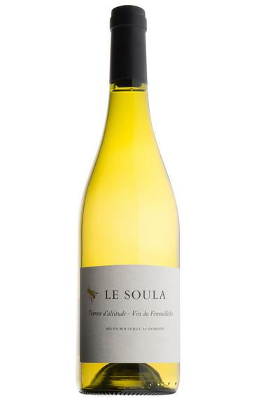 2016 Le Soula Blanc, Côtes Catalanes, Fenouillèdes, Roussillon