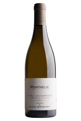 2016 Monthelie, Les Duresses, 1er Cru, Château de Puligny-Montrachet, Burgundy