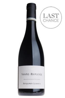 2016 Vosne-Romanée, Benjamin Leroux, Burgundy