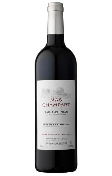 2016 Mas Champart, Clos de la Simonette, St Chinian