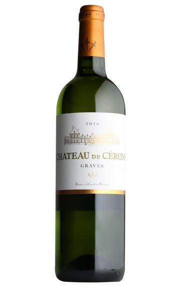 2016 Ch. de Cérons, Graves Blanc