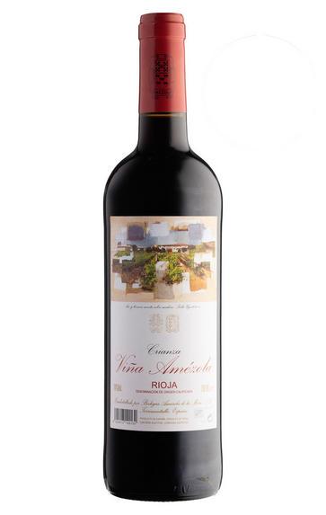 2016 Viña Amézola Crianza, Rioja, Bodegas Amézola de la Mora, Spain