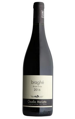 2016 Braghé, Colli Tortonesi, Claudio Mariotto, Piedmont, Italy