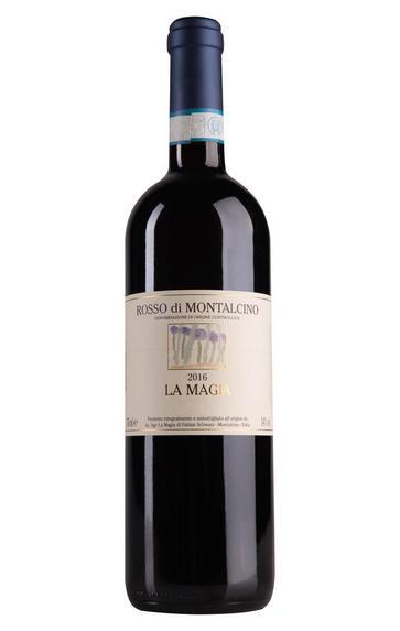 2016 Rosso di Montalcino, La Magia, Tuscany, Italy