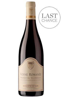 2016 Vosne-Romanée, En Orveaux, 1er Cru, Domaine Guyon, Burgundy