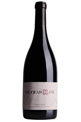 2016 Nicolas-Jay, Pinot Noir, Willamette Valley, Oregon, USA