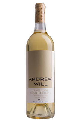 2016 Andrew Will, Cuvée Lucia, Two Blondes Vineyard Sauvignon Blanc, Yakima Valley, Washington State, USA
