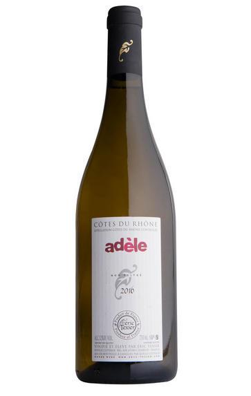 2016 Côtes du Rhône Blanc, Adèle, Eric Texier