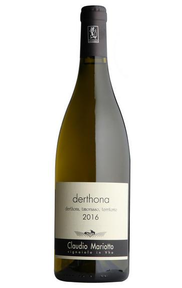 2016 Derthona, Colli Tortonesi, Claudio Mariotto, Piedmont, Italy