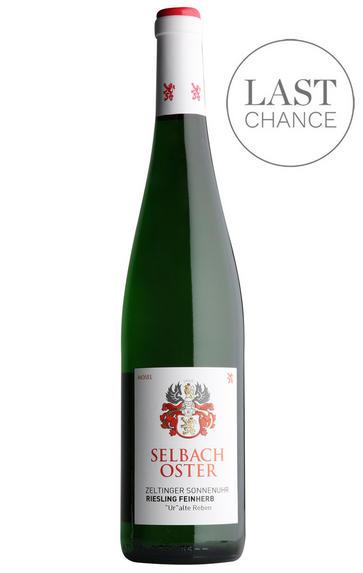 2016 Zeltinger Sonnenuhr Spätlese Feinhe Ur Alte Reben, Selbach-Oster, Mosel