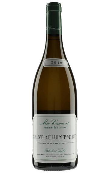 2016 St Aubin Blanc, 1er Cru, Méo-Camuzet Frère et Soeurs, Burgundy