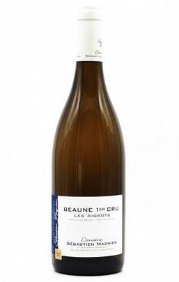 2016 Beaune Blanc, Les Aigrots, 1er Cru, Domaine Sébastien Magnien, Burgundy
