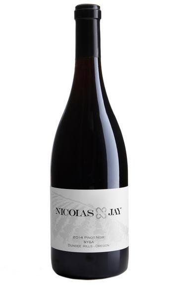 2016 Nicolas-Jay, Nysa Pinot Noir, Dundee Hills, Oregon, USA