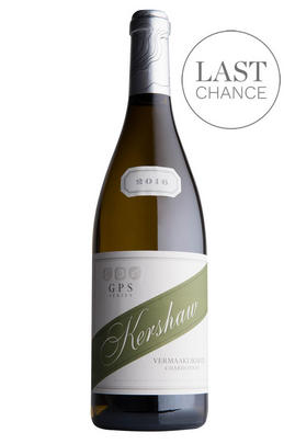 2016 Richard Kershaw, Vermaaklikheid Chardonnay, Cape South Coast, South Africa