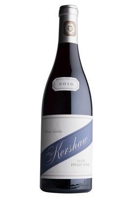2016 Richard Kershaw Clonal Selection Pinot Noir, Elgin, South Africa