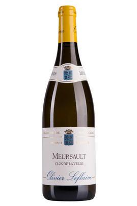 2016 Meursault, Clos de la Velle, Olivier Leflaive