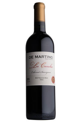 2016 De Martino, La Cancha Cabernet Sauvignon, Maipo Valley, Chile