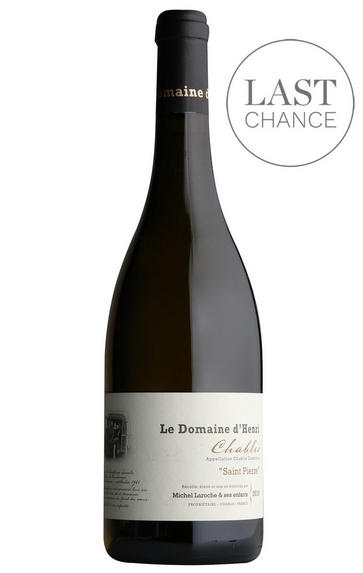 2016 Chablis, St Pierre, Le Domaine d'Henri