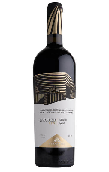 2016 Domaine Lyrarakis, Red, Crete, Greece