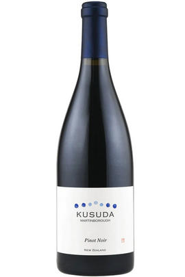 2016 Kusuda Wines Pinot Noir, Martinborough, New Zealand