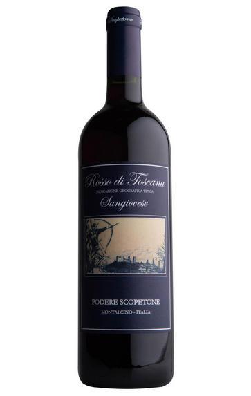 2016 Rosso di Toscana, Sangiovese, Scopetone, Tuscany