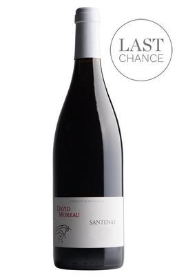 2016 Santenay, Les Hâtes, David Moreau, Burgundy