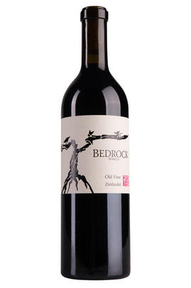 2016 Bedrock Wine Co., Old Vine Zinfandel, Sonoma Valley, California, USA