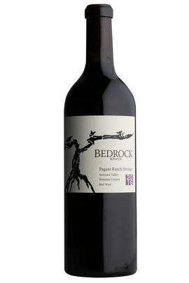2016 Bedrock Wine Co., Pagani Ranch Heritage, Sonoma Valley, California, USA