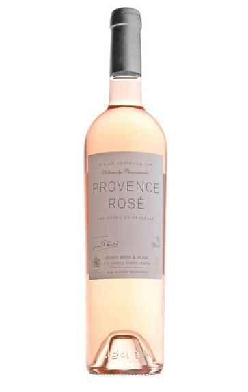 2016 Berry Bros. & Rudd Provence Rosé by Château la Mascaronne