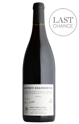2016 Berry Bros. & Rudd Gevrey-Chambertin by Rossignol-Trapet, Burgundy