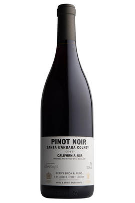 2016 Berry Bros. & Rudd Santa Barbara County Pinot Noir by Au Bon Climat