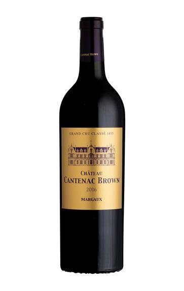 2016 Ch. Cantenac-Brown, Margaux, Bordeaux