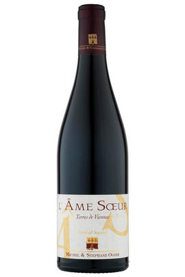 2016 L'Âme Soeur Seyssuel, Vin de Pays, Domaine Michel et Stéphane Ogier