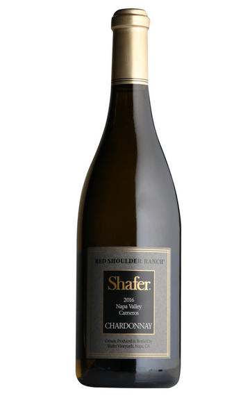 2016 Red Shoulder Ranch, Chardonnay Shafer Vineyards, Carneros, Napa