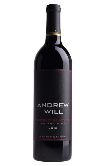 2016 Andrew Will, Cabernet Sauvignon, Columbia Valley, Washington State, USA