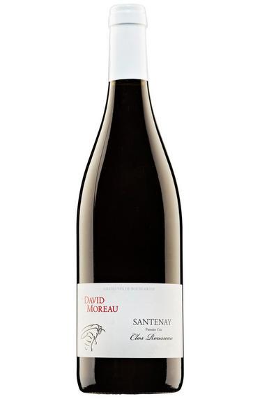 2016 Santenay, Clos Rousseau, 1er Cru, David Moreau, Burgundy