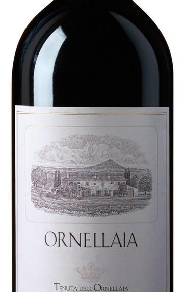 2016 Ornellaia, Bolgheri Superiore, Tuscany, Italy