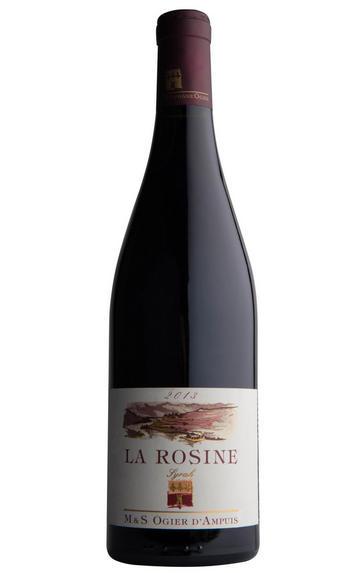 2016 La Rosine Syrah, Vin de Pays, Domaine Michel et Stéphane Ogier, Rhône