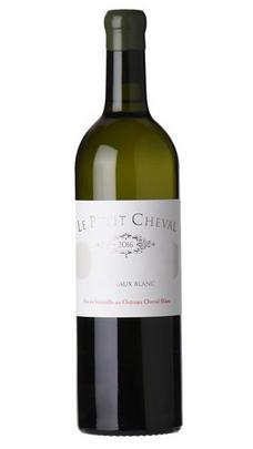 2016 Le Petit Cheval, Bordeaux Blanc