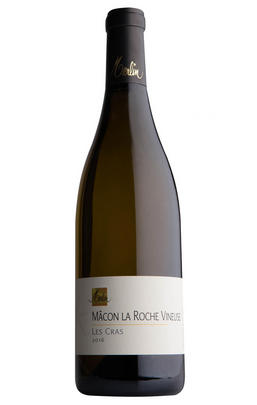 2016 Mâcon la Roche Vineuse, Les Cras, Olivier Merlin, Burgundy