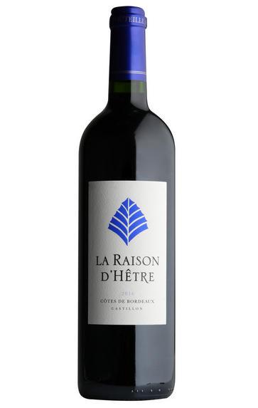 2016 La Raison  d'Hêtre, Côtes de Castillon