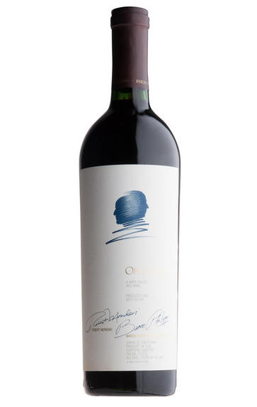 2016 Opus One, Napa Valley, California, USA