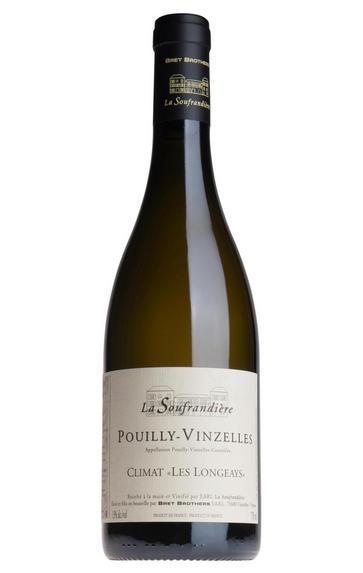 2016 Pouilly-Vinzelles, Les Longeays, Domaine de la Soufrandière, Bret Bros, Burgundy