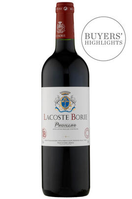 2016 Lacoste-Borie, Château Grand-Puy-Lacoste, Pauillac, Bordeaux